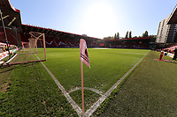 General view of the ground ahead of Charlton Athletic vs Preston North End, Sky Bet EFL Championship Football at The Valley on 3rd November 2019