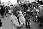 Tower Hamlets, London. 1975<br />