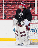 Molly Tissenbaum (Harvard - 35) - The Harvard University Crimson practiced at Fenway on Monday, January 9, 2017, in Boston, Massachusetts.