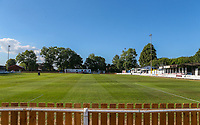 A general view of the Kensite Stadium, home of Atherton Collieries<br /> <br /> Photographer Alex Dodd/CameraSport<br /> <br /> Football Pre-Season Friendly - Atherton Collieries v Bolton Wanderers - Tuesday 10th July 2018 - Alder House - Atherton<br /> <br /> World Copyright &copy; 2018 CameraSport. All rights reserved. 43 Linden Ave. Countesthorpe. Leicester. England. LE8 5PG - Tel: +44 (0) 116 277 4147 - admin@camerasport.com - www.camerasport.com