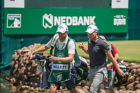 Danny Willett (ENG) during the first round at the Nedbank Golf Challenge hosted by Gary Player,  Gary Player country Club, Sun City, Rustenburg, South Africa. 08/11/2018 <br /> Picture: Golffile | Tyrone Winfield<br /> <br /> <br /> All photo usage must carry mandatory copyright credit (&copy; Golffile | Tyrone Winfield)
