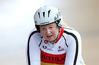 Sonya Barton of Southland  at the Age Group Track National Championships, Avantidrome, Home of Cycling, Cambridge, New Zealand, Thurssday, March 16, 2017. Mandatory Credit: © Dianne Manson/CyclingNZ  **NO ARCHIVING**
