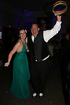 Martha Byrne dancing w/DJ at the benefit Angels for Hope which benefits St. Jude Children's Research Hospital on May 29, 2009 at the Estate at Florentine Gardens, Rivervale, NJ. (Photo by Sue Coflin/Max Photos)