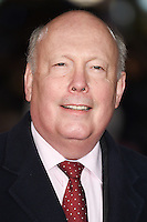 Julian Fellowes at the European premiere for &quot;Pride and Prejudice and Zombies&quot; at the Vue West End, Leicester Square.<br /> February 1, 2016  London, UK<br /> Picture: Steve Vas / Featureflash