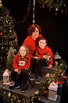 Rebecca Roche Christmas Photoshoots