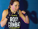 Les Mills Launch Sept 2016<br /> <br /> Body Combat<br /> <br /> Ashley Theron