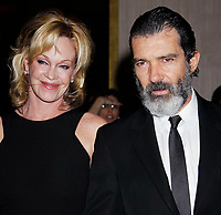 Melanie Griffith Antonio Banderas 3/20/2010<br /> Photo By Russell Einhorn/PHOTOlink.net