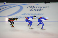 SPEED SKATING: CALGARY: Olympic Oval, 08-03-2015, ISU World Championships Allround, ©foto Martin de Jong