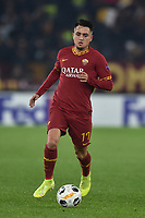 Cengiz Under of Roma<br /> Roma 12-12-2019 Stadio Olimpico <br /> Football Europa League 2019/2020 Group J <br /> AS Roma -  Wolfsberg  <br /> Photo Antonietta Baldassarre / Insidefoto