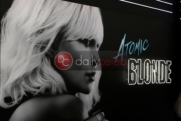 "Atmosphere<br /> at the ""Atomic  Blonde"" Premiere, Theater at the Ace Hotel, Los Angeles, CA 07-24-17<br /> David Edwards/DailyCeleb.com 818-249-4998"