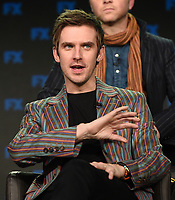PASADENA, CA - FEBRUARY 4: Cast Member Dan Stevens during the LEGION panel for the 2019 FX Networks Television Critics Association Winter Press Tour at The Langham Huntington Hotel on February 4, 2019 in Pasadena, California. (Photo by Frank Micelotta/FX/PictureGroup)