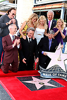 LOS ANGELES - MAY 4:  Quentin Tarantino, Kurt Russell, Jeff Zarrinnam, Kate Hudson, Reese Witherspoon, Leron Gubler, Goldie Hawn, Mitch O'Farrell at the Kurt Russell and Goldie Hawn Star Ceremony on the Hollywood Walk of Fame on May 4, 2017 in Los Angeles, CA