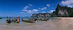 www.travel-lightart.com, ©Paul J. Trummer, Asia, Countries, Country, Geography, Thailand, Asien, Geografie, Länder, Siam, Staat, Staaten, Railey West Beach, near Krabi, Fishing-boats, Andamanensee, Gewässer, Indian ozean, Indischer Ozean, Landschaft, Landschaftsform, Landschaftsformen, Meer, Meere, Ozeane, Andaman Sea, bodies of water, body of water, Indean Ozean, landscape, landscape form, landscape forms, landscapes, ocean, oceans, ozeans, seas, beaches, coast, coastal landcsapes, coastline, coastlines, coasts, sand, sandy beach, sandy beaches, Küste, Küsten, Küstenlandschaft, Meeresstrand, Sandstrand, Sandstrände, Straende, Boot, Boote, Dinge, Fahrzeug, Fahrzeuge, Fischerboot, Fischerboote, Fischkutter, Gegenstand, Gegenstände, KFZ, Maritim, Sachen, Schiff, Schiffahrt, Schiffe, Transport, Transportformen, Transportmittel, Trawler, Verkehr, Verkehrsformen, Verkehrsmittel, Wasserfahrzeuge, boat, fisher boat, fisher boats, fishing boat, fishing boats, maritime, objects, ship, shipping, ships, things, traffic, transportation, transportations, vehicle, vehicles, cliff, cliffs, rocky coastline, rocky coastlines, Felsenküste, Felsenküsten, Felsküste, Felsküsten, Klippe, Klippen, Steilküste, Steilküsten