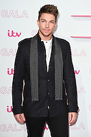 LONDON, UK. November 24, 2016: Matt Terry at the 2016 ITV Gala at the London Palladium Theatre, London.<br /> Picture: Steve Vas/Featureflash/SilverHub 0208 004 5359/ 07711 972644 Editors@silverhubmedia.com