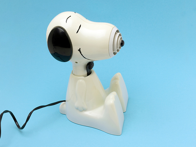 Snoopy Hairdryer