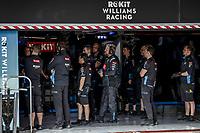 #6 NICHOLAS LATIFI (CAN) ROKIT WILLIAMS RACING MERCEDES