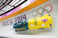 Bobsled - Sochi