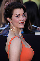 "WESTWOOD, LOS ANGELES, CA, USA - MARCH 18: Bellamy Young at the World Premiere Of Summit Entertainment's ""Divergent"" held at the Regency Bruin Theatre on March 18, 2014 in Westwood, Los Angeles, California, United States. (Photo by David Acosta/Celebrity Monitor)"