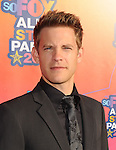 LOS ANGELES, CA. - August 02: Bryce Johnson arrives at the FOX 2010 Summer TCA All-Star Party at Pacific Park - Santa Monica Pier on August 2, 2010 in Santa Monica, California.