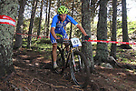 05.09.2015 La Massana Andorra. 201 UCI Mountain Bike World Champions.Picture show Braidot  Daniele (ITA) in action during Men ELite Cross-country Olympic World Champions