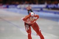 SCHAATSEN: HEERENVEEN: IJsstadion Thialf, 11-01-2013, Seizoen 2012-2013, Essent ISU EK allround, 5000m Men, Zbigniew Brodka (POL), ©foto Martin de Jong