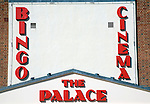 Palace bingo hall and cinema, Felixstowe, Suffolk, England