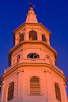 St. Michael's Episcopal Church, Charleston, South Carolina