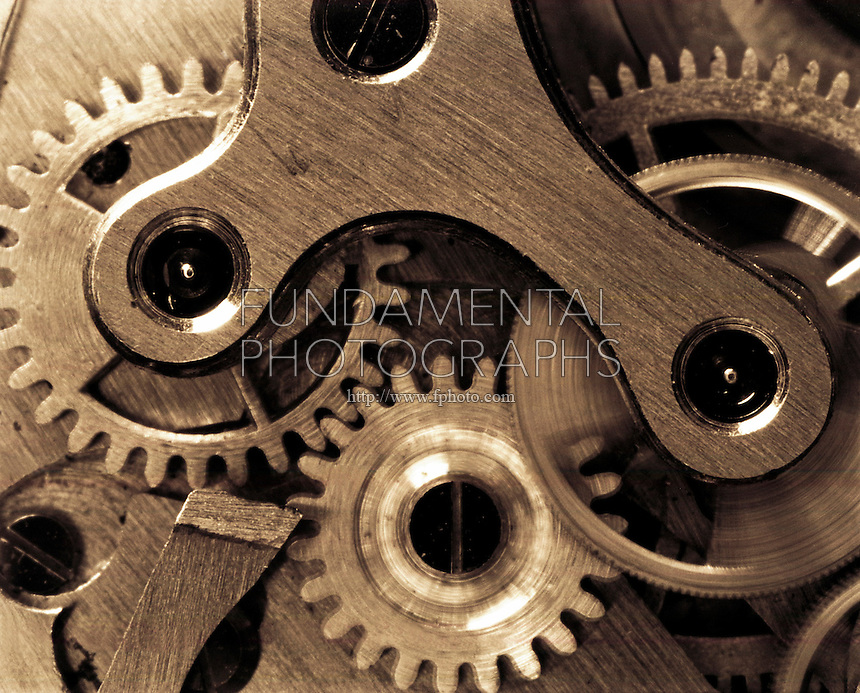 WATCH GEARS AND JEWELS<br />