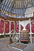 Fermentation tanks. Chateau Bellefont Belcier, Saint Emilion, bordeaux, France