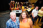 At the Christy Moore  concert in Ballyroe Heights Hotel on Friday were Jim and Cathrine McCarthy