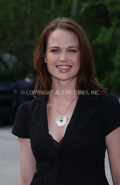 WWW.ACEPIXS.COM . . . . . ....May 17, 2006 New York City....Actress Sprague Grayden arriving at the CBS Upfronts event.....Please byline: KRISTIN CALLAHAN - ACEPIXS.COM.. . . . . . ..Ace Pictures, Inc:  ..(212) 243-8787 or (646) 679 0430..e-mail: picturedesk@acepixs.com..web: http://www.acepixs.com