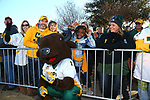 FRISCO, JANUARY 6 : North Dakota State University and James Madison University football teams compete for the Football Championship Series trophy at Toyota Stadium on January 6, 2018 in Frisco, Texas. Rick Yeatts Photography - Rick Yeatts