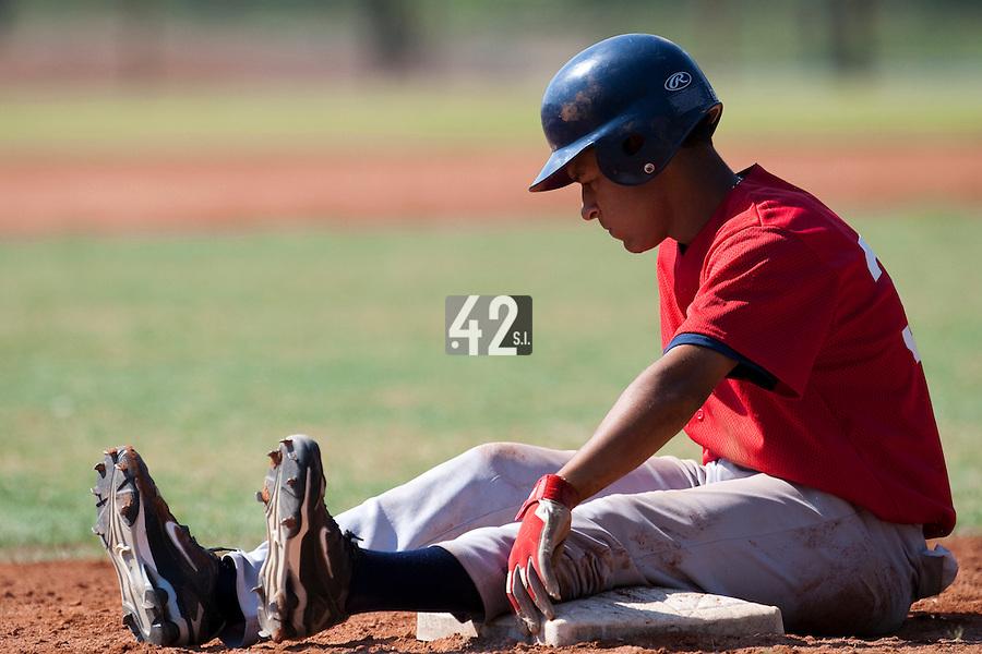 Baseball - MLB European Academy - Tirrenia (Italy) - 21/08/2009 - Player