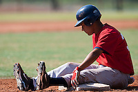 Baseball - MLB European Academy - Tirrenia (Italy) - 21/08/2009 - Player