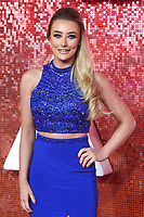 Chloe Crowhurst<br /> at the ITV Gala 2017 held at the London Palladium, London<br /> <br /> <br /> ©Ash Knotek  D3349  09/11/2017