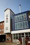 Adnams brewery, Southwold, Suffolk, England
