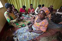 Agaseke Vision Basketweaving/Kigali