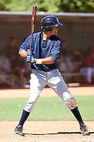 Juan Diaz - Cleveland Indians - 2010 Instructional League.Photo by:  Bill Mitchell/Four Seam Images..