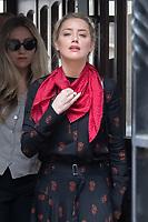 JUL 15 Depp at The Royal Courts of Justice, London, UK