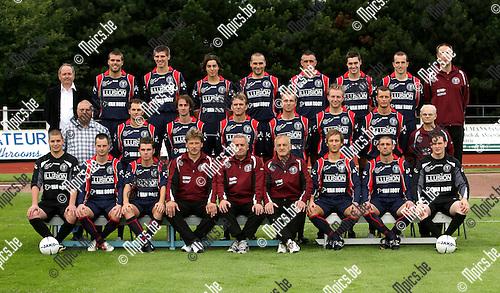 2007-07-28 / Voetbal / KFC Duffel / Teamfoto