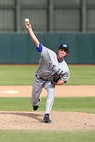 Tanner Scheppers - Surprise Rafters, 2009 Arizona Fall League.Photo by:  Bill Mitchell/Four Seam Images..