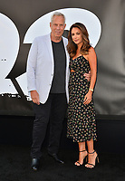 Steve Tisch &amp; Katia Francesconi at the premiere for &quot;The Equalizer 2&quot; at the TCL Chinese Theatre, Los Angeles, USA 17 July 2018<br /> Picture: Paul Smith/Featureflash/SilverHub 0208 004 5359 sales@silverhubmedia.com