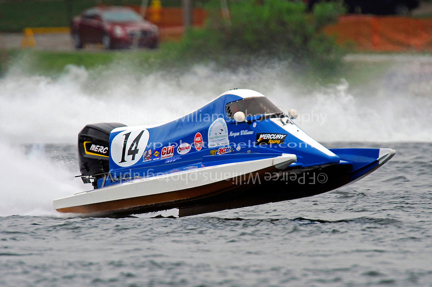 Morgan Williams (#14)     (Formula 1/F1/Champ class)