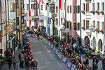 Action from the Men's Elite Individual Time Trial of the 2018 UCI Road World Championships running 52.5km from Wattens to Innsbruck, Innsbruck-Tirol, Austria 2018. 26th September 2018.<br /> Picture: Innsbruck-Tirol 2018 | Cyclefile<br /> <br /> <br /> All photos usage must carry mandatory copyright credit (© Cyclefile | Innsbruck-Tirol 2018)