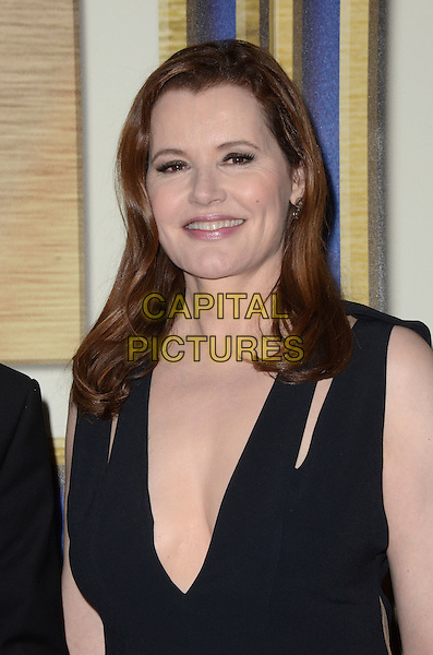 13 February  - Los Angeles, Ca - Geena Davis. The 2016 Writer's Guild Awards - Press Room held at Hyatt Regency Century Plaza.  <br /> CAP/ADM/BT<br /> &copy;BT/ADM/Capital Pictures