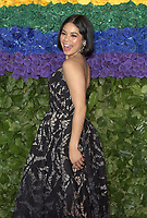 NEW YORK, NEW YORK - JUNE 09: Eva Noblezada attends the 73rd Annual Tony Awards at Radio City Music Hall on June 09, 2019 in New York City. <br /> CAP/MPI/IS/JS<br /> ©JSIS/MPI/Capital Pictures