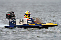19-M  (Outboard Hydroplane)