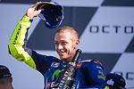 VALENTINO ROSSI - ITALIAN - MOVISTAR YAMAHA MotoGP - YAMAHA<br /> PODIUM