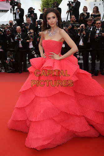 Sririta Jensen attends the LES MISÉRABLES premiere -72nd annual Cannes Film Festival  Cannes France on May 15 2019.<br /> CAP/GOL<br /> ©GOL/Capital Pictures