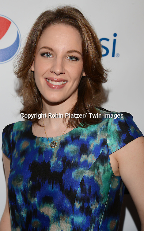 Jessie Mueller attends the 80th Annual Drama League Awards Ceremony and Luncheon on May 16, 2014 at the Marriot Marquis Hotel in New York City, New York, USA.